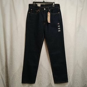 NWT Levi's 550 relaxed fit jeans